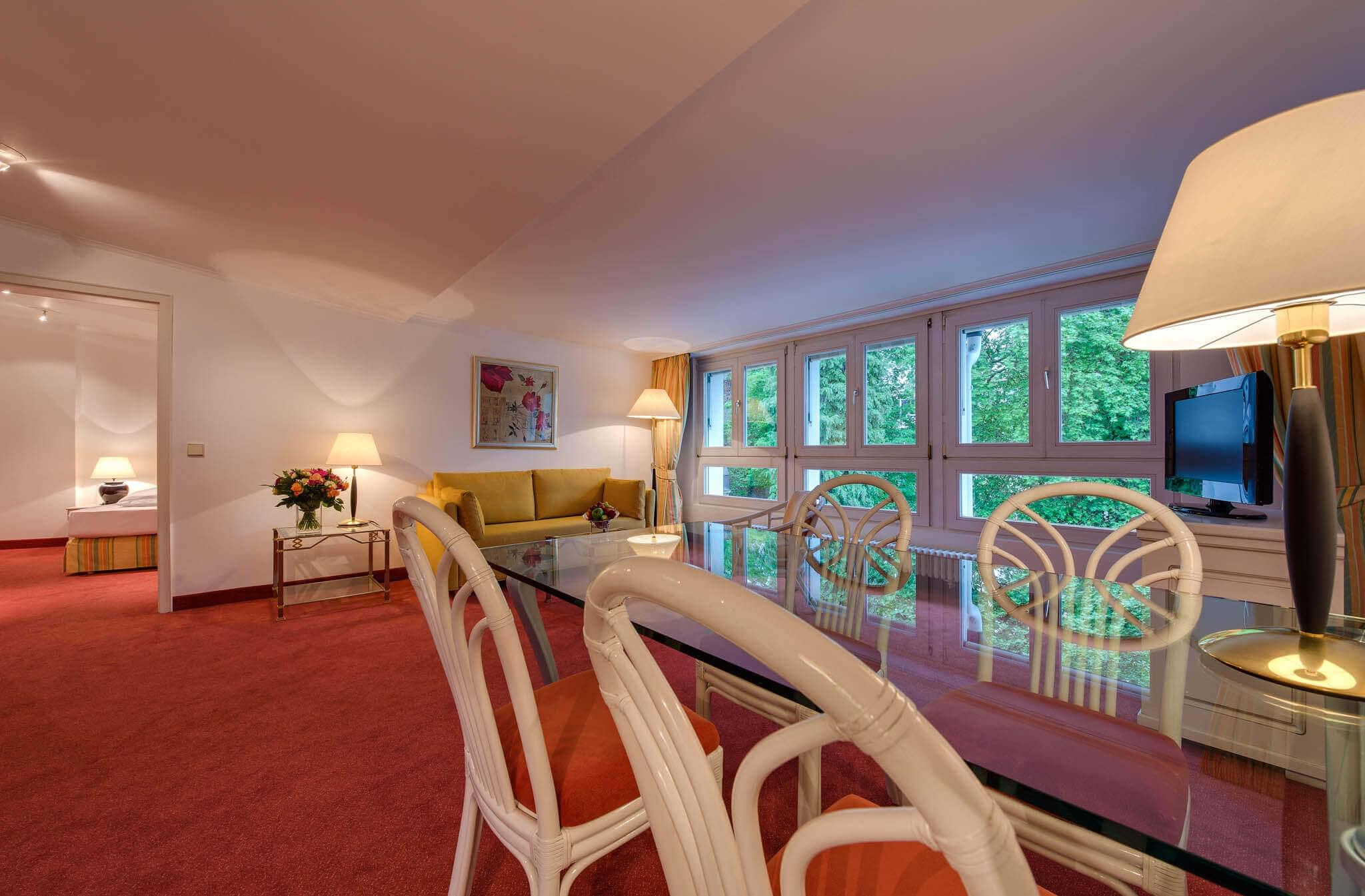 , Family Apartment, Hotel am Sophienpark