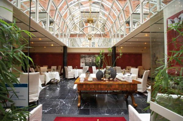 Restaurants, Dining guide, Hotel am Sophienpark