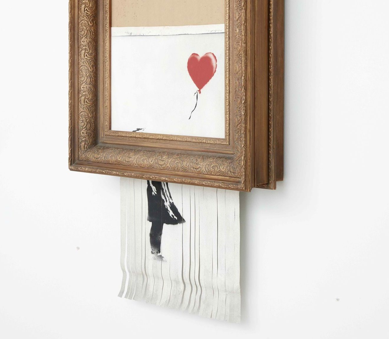 Museum Frieder Burda Baden-Baden, Banksy, Love is in the Bin